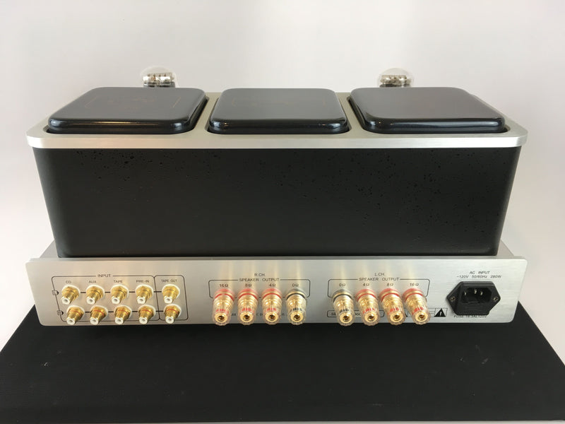 Cayin Audio A-300B Tube Amplifier, Single Ended, Stereophile