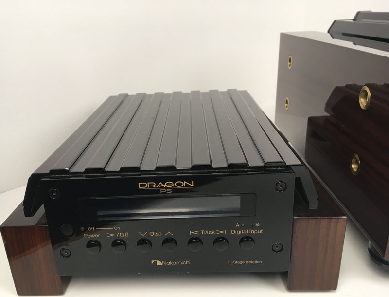 Nakamichi DRAGON Flagship CD Player and DAC, Super Rare & Collectable