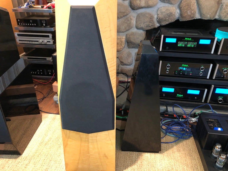 Avalon Ascent MKII Flagship Speaker with External Crossovers