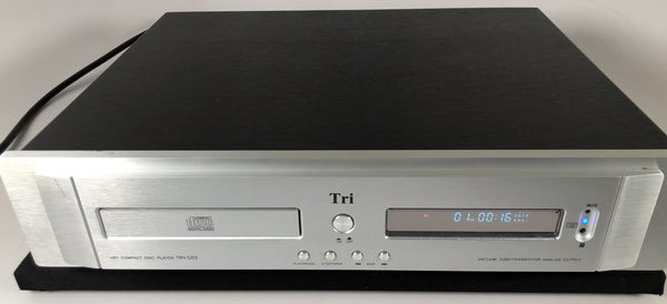 Triode TRV-CD3 CD Player - Your Choice - Tubes or Solid State!