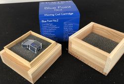 Sumiko Blue Point No. 2 MC (Moving-Coil) Cartridge, Brand New