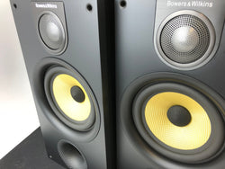 B&W (Bowers & Wilkins) 686 S2 Bookshelf Speakers