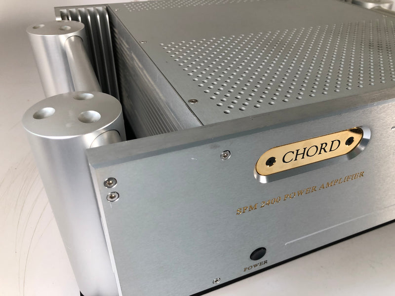 Chord SPM-2400 Multi-Channel Amplifier 5x135W