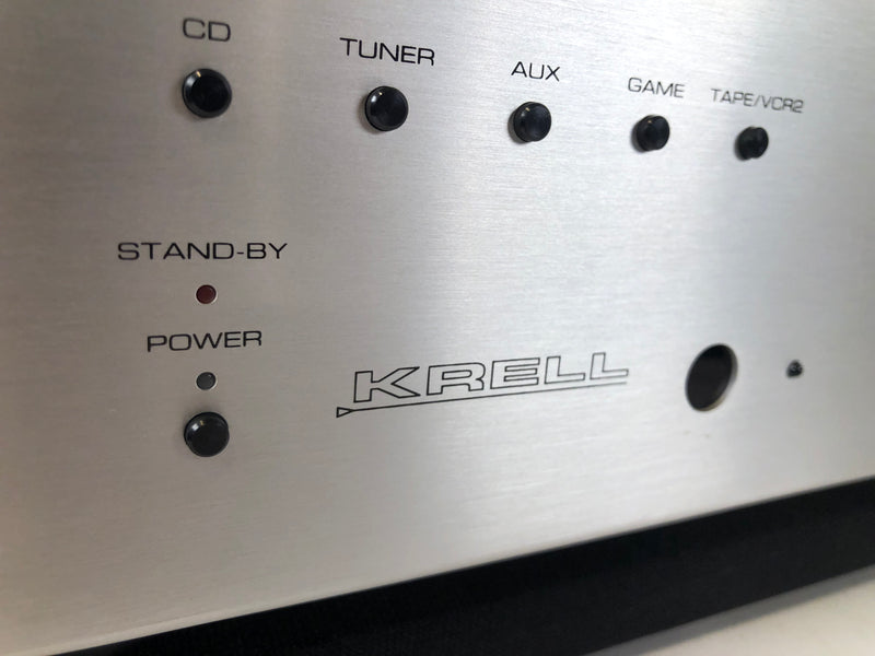 Krell Showcase Home Theater Processor Preamp