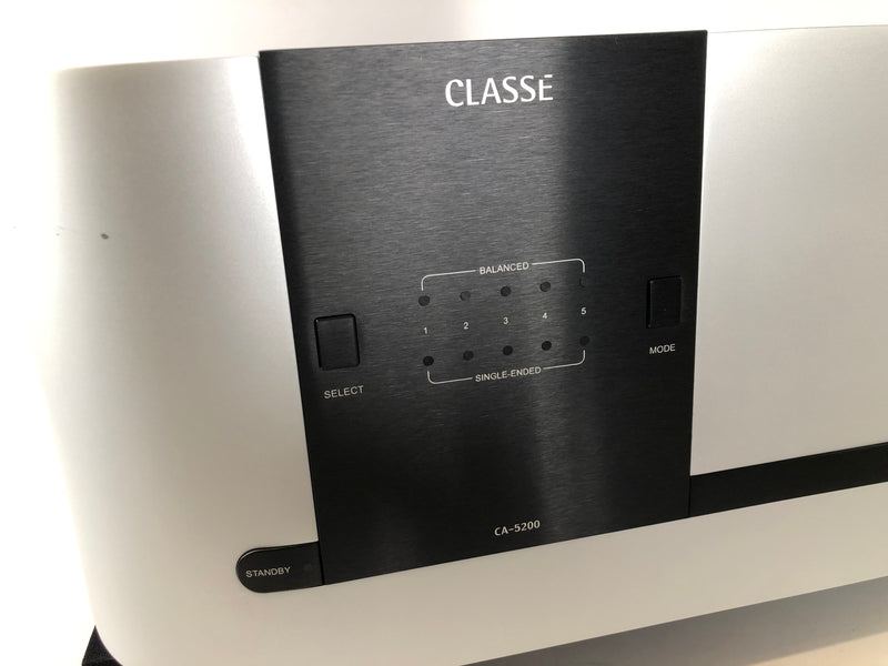 Classe CA-5200 Home Theater Amplifier 5 x 200W