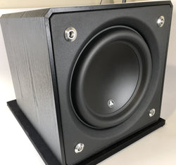 JL Audio E-Sub e110 Powered Subwoofer, Amazing Depth
