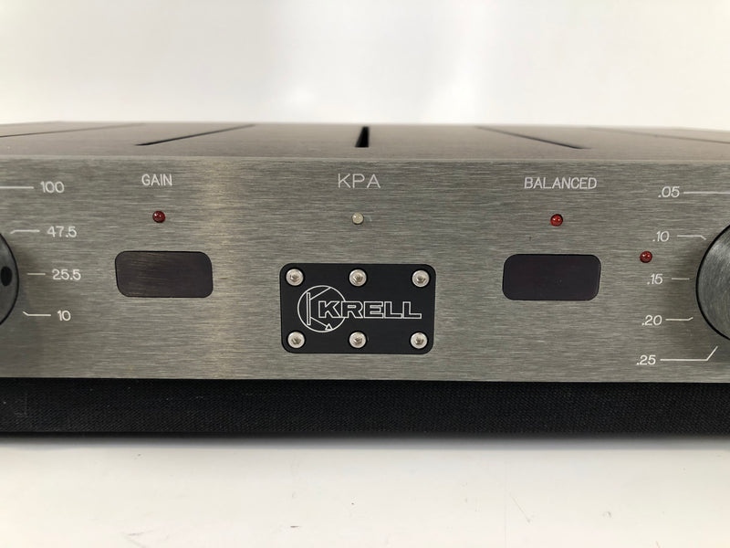 Krell KBL-KPA Preamp/Phono Preamp Combo with Power Supply