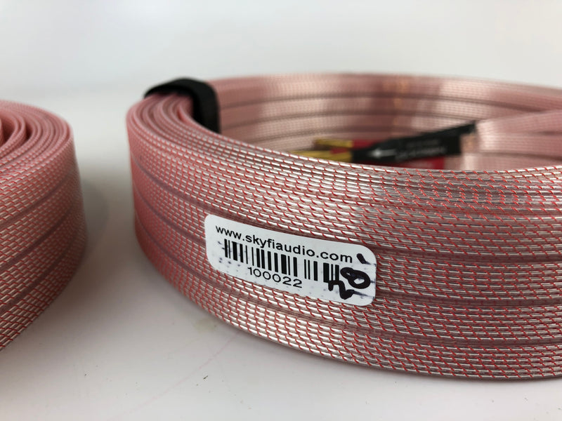 Nordost Heimdall 28' Speaker Cables Bi-Wire Configuration