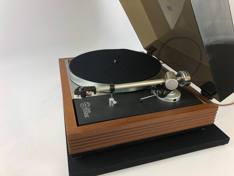 Linn LP12 Turntable with Linn Ittok LV II Arm and New Grado Black Cartridge