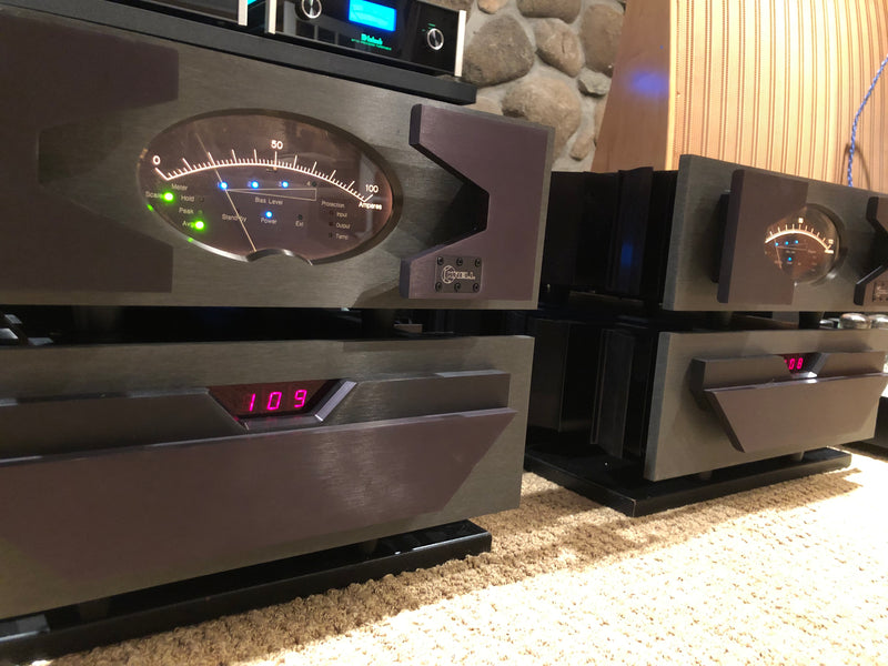 Krell Audio Standard (KAS) Flagship Amplifiers - The Best of The Best - Complete Set