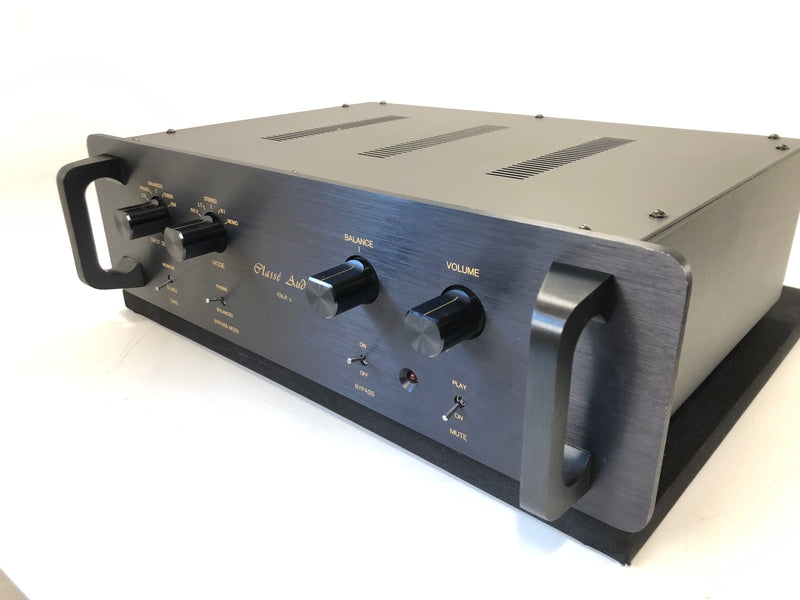 Classe Audio DR-6-R Analog Preamp with Full Featured Phono, Complete
