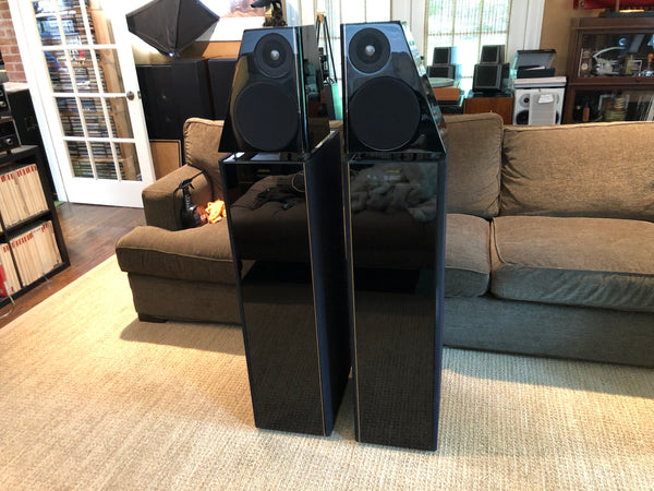 Meridian DSP6000 Active Powered Speakers, Flagship Meridian