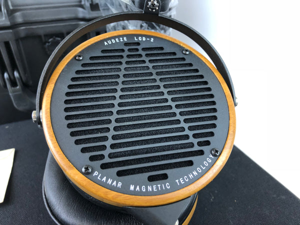 Audeze LCD-2 Headphones - New in Open Box - Complete