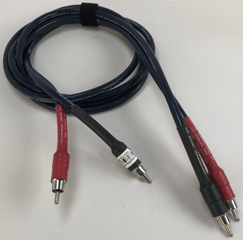 Cardas Audio - 300B MicroTwin RCA Audio Cable - 2M