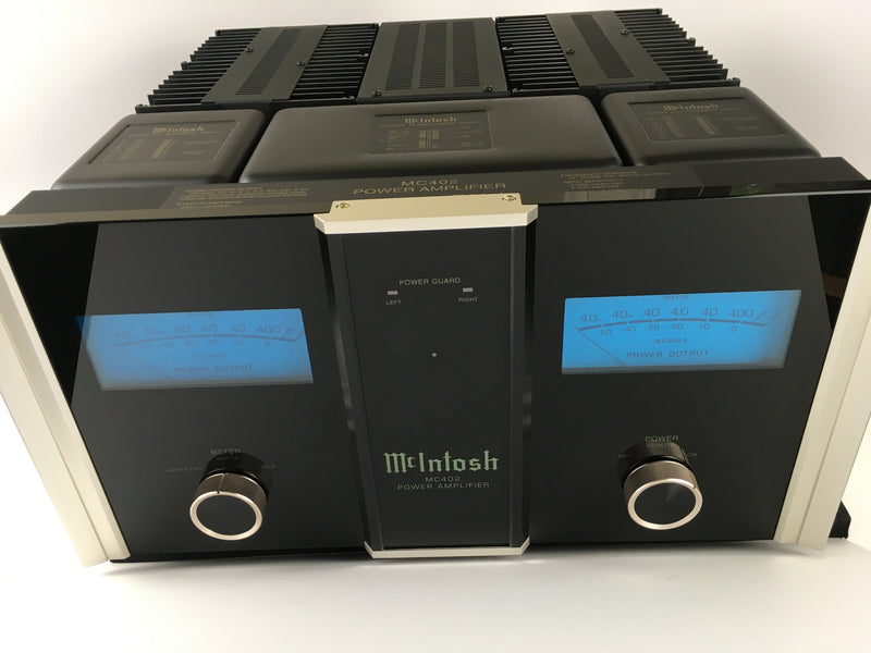 McIntosh MC-402 Solid State Amplifier