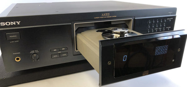 Sony CDP-XA7ES CD Player - One of the Best From The 1990's