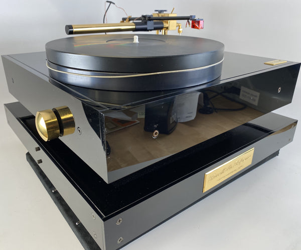 Forsell Air Reference Tangential Air Bearing Turntable - Super Rare