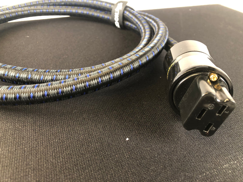 Audioquest NRG-500 Series 20 Amp Power Cable - 2M