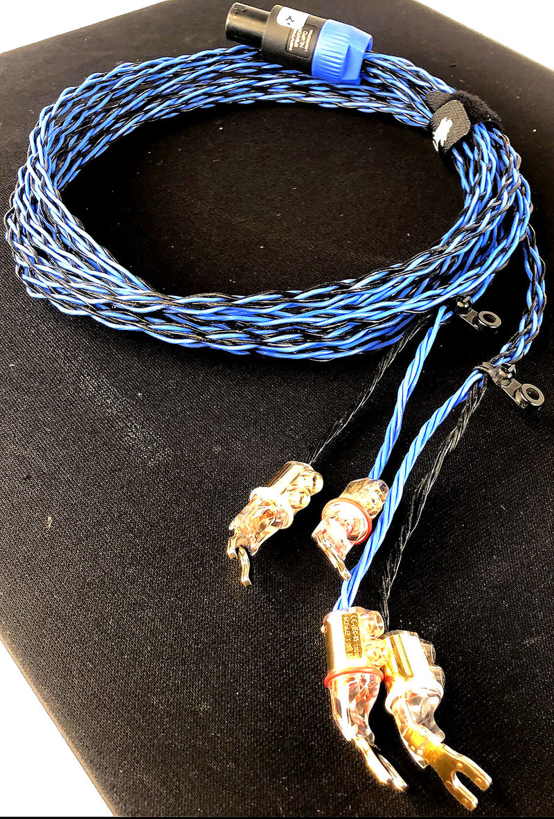 Kimber Kable 4TC 7' Subwoofer Cable with Speakon Connector