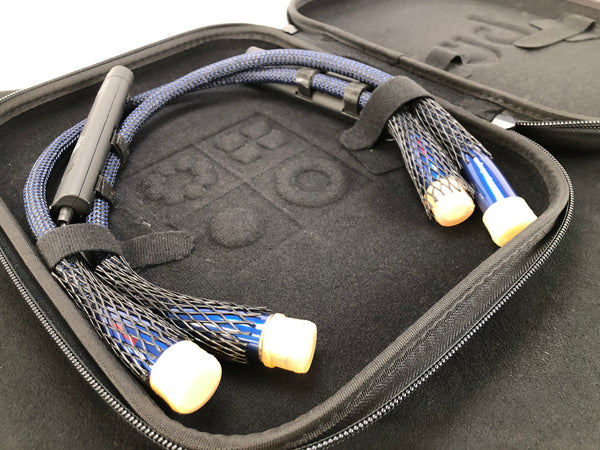 Audioquest AudioQuest Elements Series - Water XLR Audio Cable - New In Pouch - 0.5M