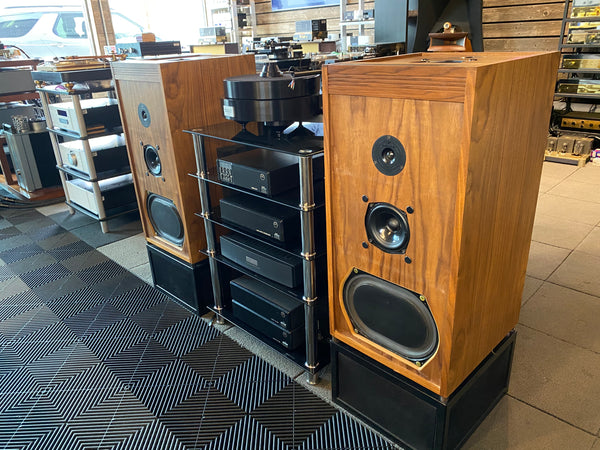 Linn Isobarik Active Speaker System PMS - A True Classic and Complete Set