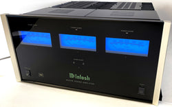 McIntosh MC205 5-Channel Home Theater Amplifier, Complete Set