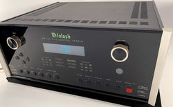 McIntosh MX121 Home Theater Processor with Phono Input, Complete Set