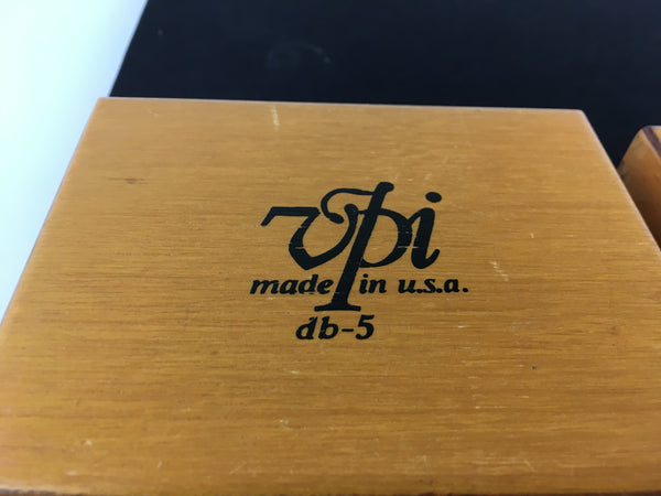 "VPI DB-5 ""Magic Bricks"""