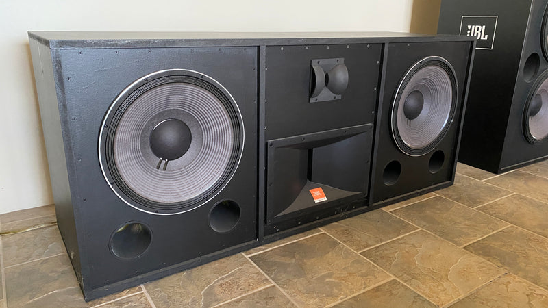 Massive JBL Professional 6.2 Home Theater Speaker System - NEW!