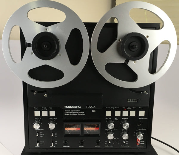 Tandberg TD 20A-SE Stereo Reel to Reel Tape Recorder, Like NEW, NOS Condition