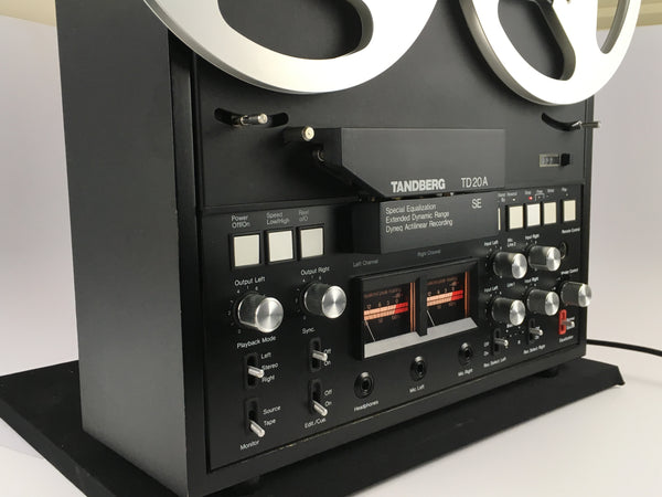 Tandberg TD 20A-SE Reel to Reel Tape Machine, Like NEW, NOS Condition