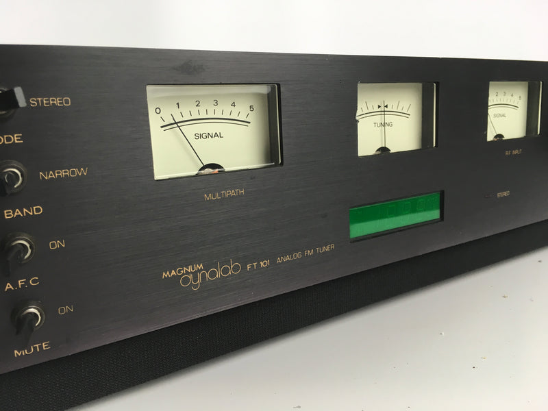 Magnum Dynalab FT-101 Digital/Analog Reference FM Tuner