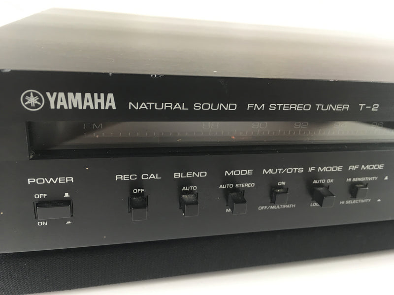 Yamaha T-2 Natural Sound Tuner