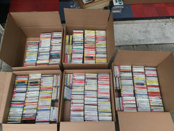 Huge Classical CD Collection - 650 CD's
