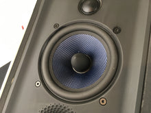 B&W (Bowers and Wilkins) CWM7.5 In-Wall Speakers - Kevlar Drivers, and Bass Cavity