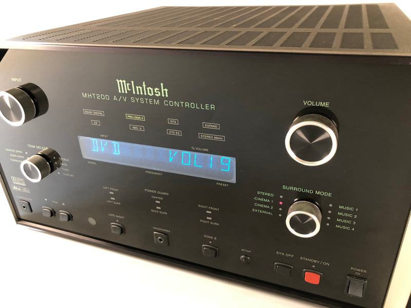 McIntosh MHT200 Home Theater Receiver, Fully Serviced