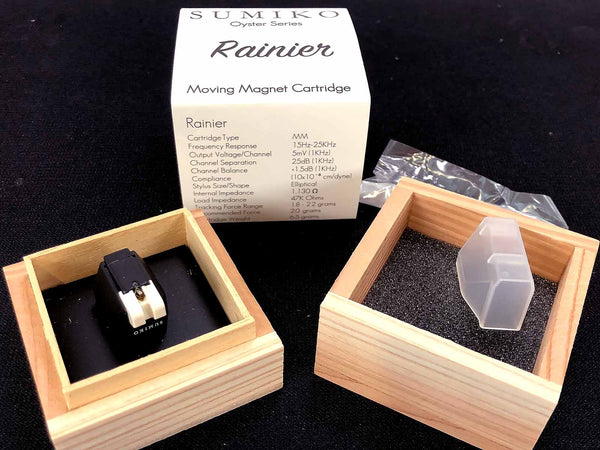 Sumiko Rainier MM (Moving-Magnet) Cartridge, Brand New