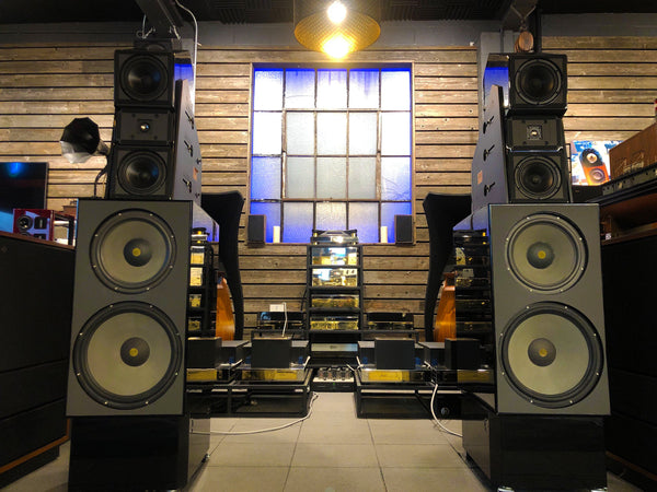Wilson Audio X-1 Grand SLAMM Flagship Speakers - Restored