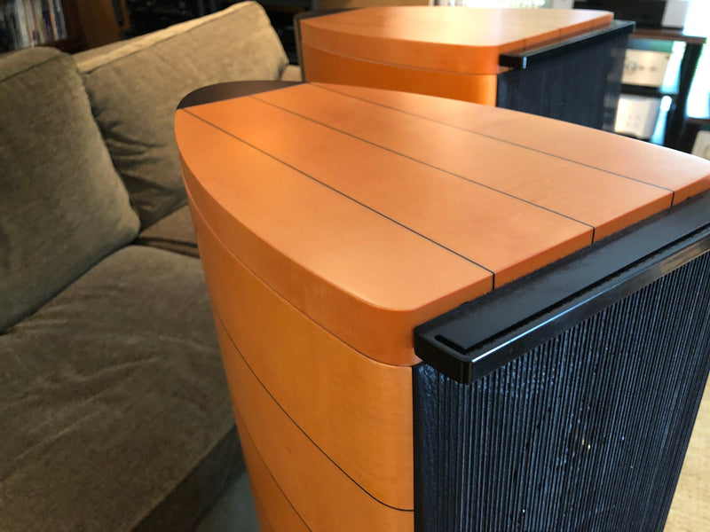Sonus Faber Cremona Speakers, Made in Italy