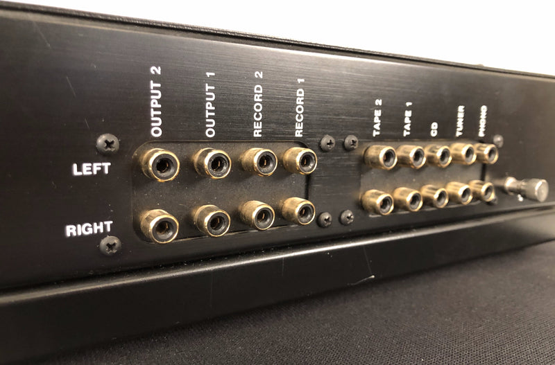 Conrad-Johnson PV8 Tube Preamp with Phono