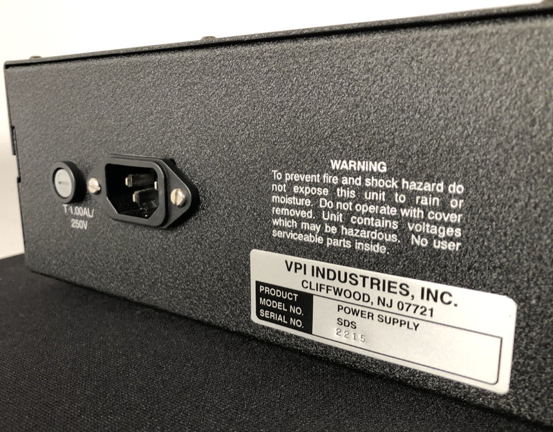 VPI SDS - Synchronous Drive System - Excellent Upgrade For Any VPI Table