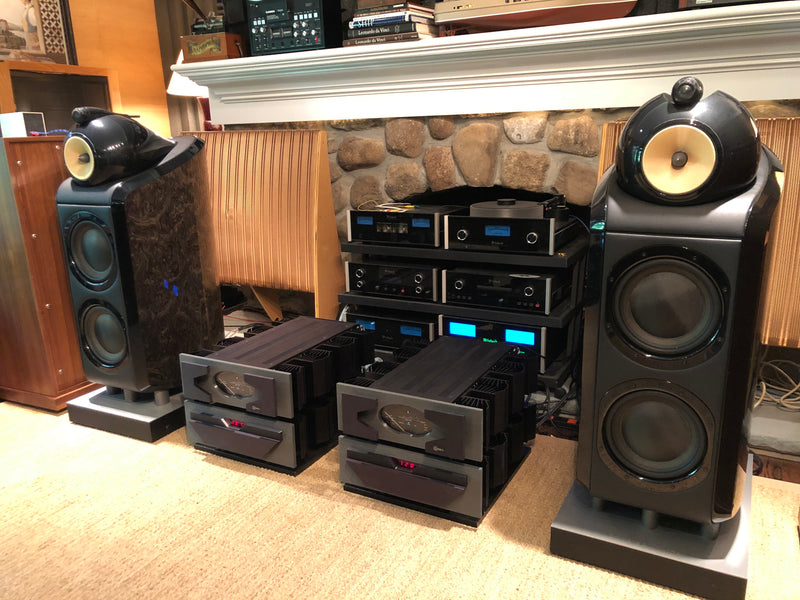 B&W (Bowers and Wilkins) Signature 800 Speakers - Super Rare Limited Edition