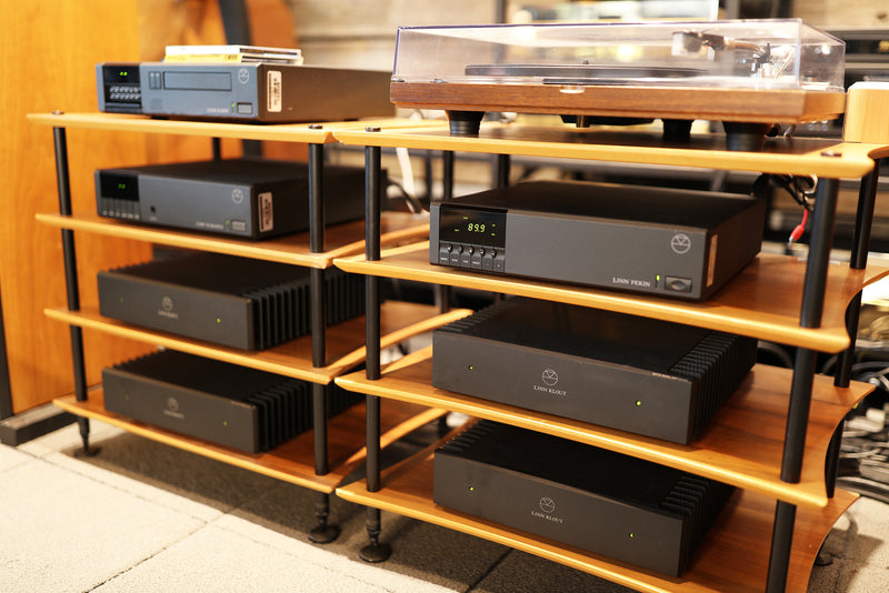 Complete Vintage Linn Active System with Furniture - Turn-Key and Amazing!