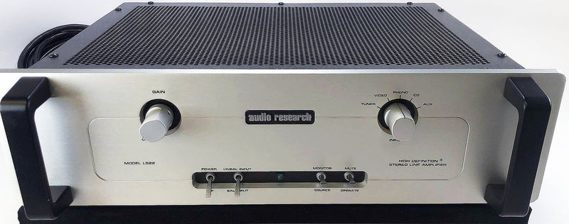 Audio Research LS22 - All Tube Preamplifier