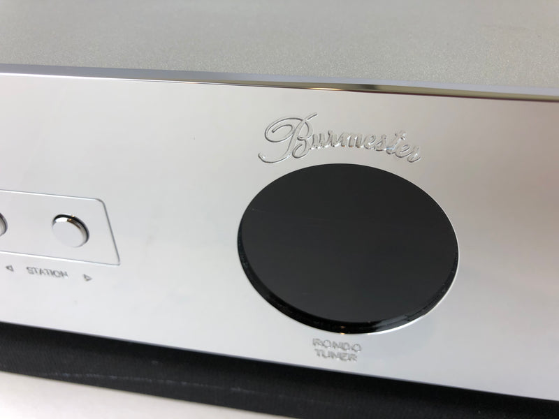 Burmester Rondo Tuner with Manual - Mint!