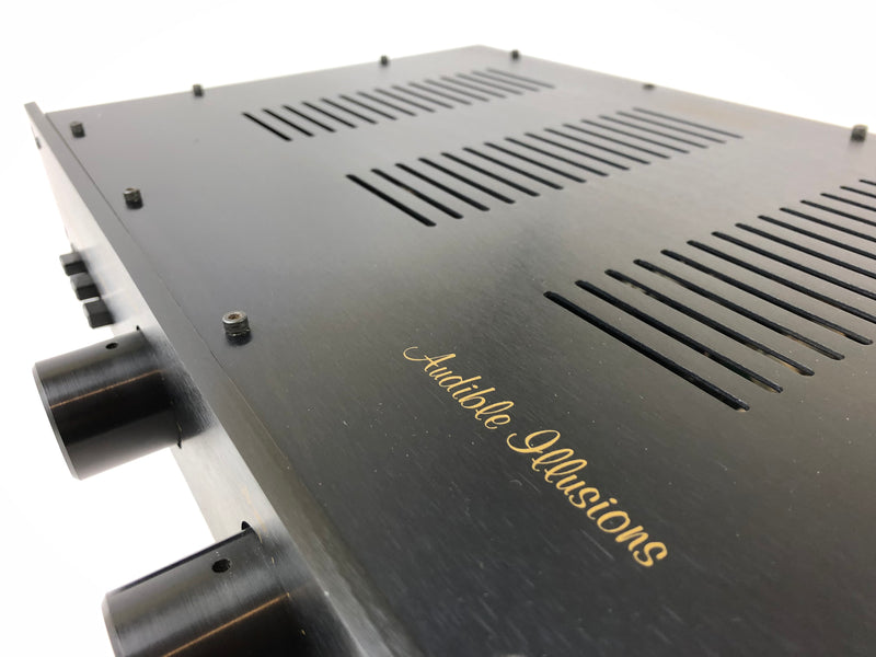 Audible Illusions Modulus IID Tube Preamp with Phono Stage