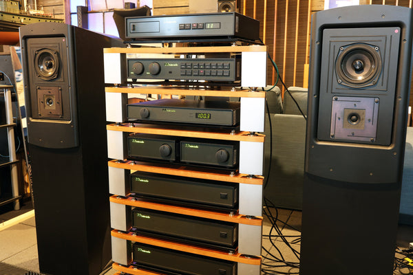 Full Naim Audio System - Curated with the BEST Components - Fully Active with NBL Speakers