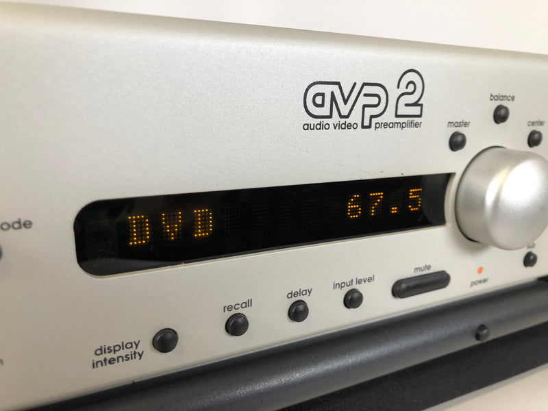 Proceed AVP2 THX Surround Processor - From Mark Levinson