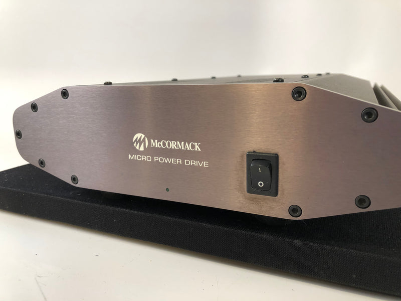 McCormack Micro Power Drive Solid State Stereo Amplifier (B)