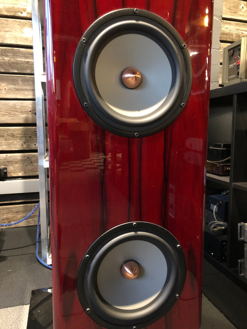 Accent Speaker Technology - NOLA Baby Grand Reference Series II Speakers - WOW